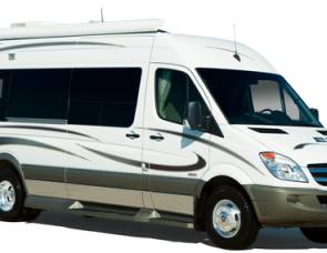 2013 Winnebago ERA 70X Class B Mercedes-Benz Chassis