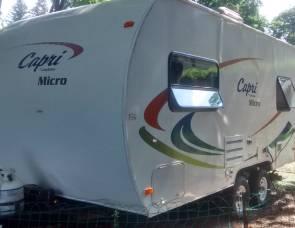 2008 Coachmen Capri Micro 159DB