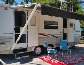 2002 Keystone family camper