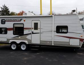 2010 Starcraft 26' bunkhouse travel trailer