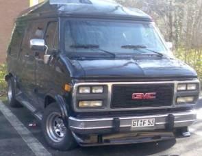 1992 GMC Vandura