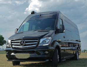 2015 Mercedes Sprinter (Airstream Interstate 3500 EXT)