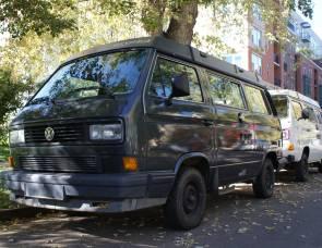 1988 Volkswagen Vanagon Full Camper