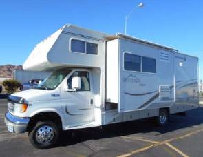 2002 Jayco Designer Series M-3150 J Widebody BM