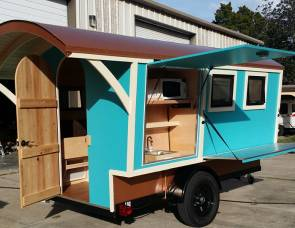 2015 Trekker Trailers Gypsy Wagon - Blue