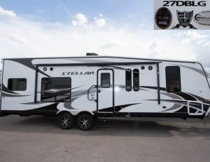 2016 STELLAR 27-DBLG by ECLIPSE RV