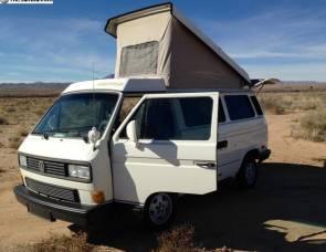 1990 Volkswagen Westfalia Camper Van