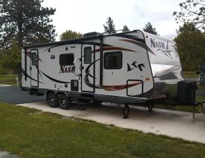 2016 Northwood Nash 25C Bunk House