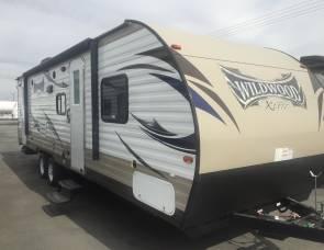 2016 Wildwood X-Lite 262BHXL
