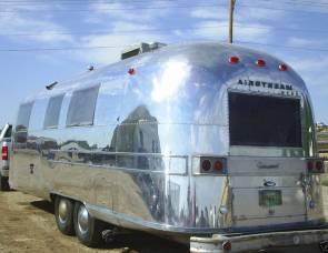 1967 Airstream Ambassador