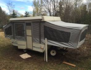 1991 Coleman Roanoke Royale Popup