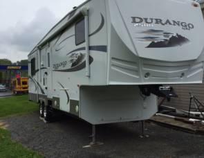 2011 Durango 2500
