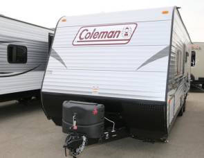 2017 Coleman lantern bunk house