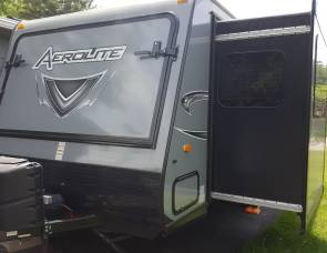 2015 Aerolite 224es