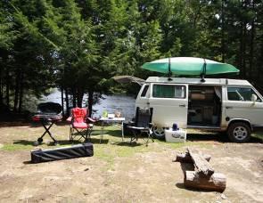 1991 VW, Westafalia Camper Van - All New England & Maritime
