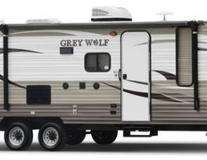 2017 Grey Wolf 26DBH 6836 CO