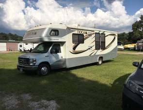 2009 Fleet wood Tioga 31M