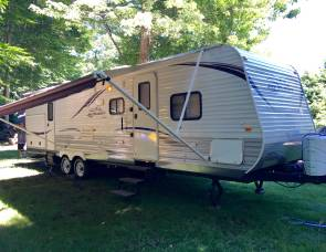 2012 Jayco Jay Flight 32' BHDS Bunkhouse Double Slide