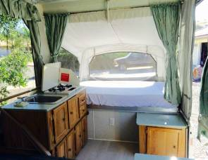 2003 $57/ DAY SPECIAL IF YOU BOOK TODAY-Easy 2 Tow UltraLite PopUp Tent Trailer-Only 900lbs!