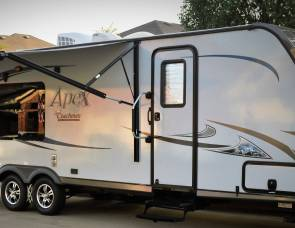 2015 Coachmen Apex 258RKS AKA