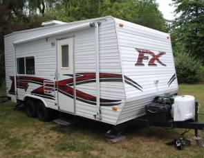 2008 Ragen FX1800 Toy Hauler