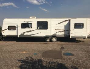 2011 Forest River Wildwood 36BHBS