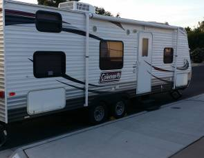 2013 Coleman by Dutchmen Expedition Series M-275BH