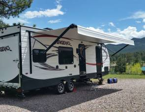 2015 Toy Hauler, Forest River Vengeance 25V