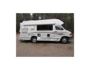 2001 American Cruiser (Dodge Ram 3500 Van chassis)