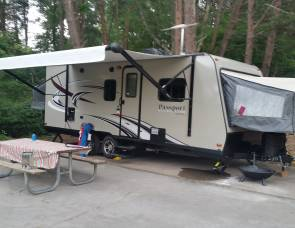 2016 Keystone Passport Ultra Lite 217EXP