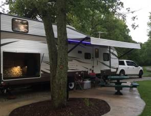 2016 Wildwood 30' Loft Travel Trailer