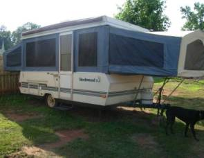 1993 Rockwood XL Tent Trailer
