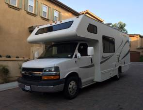 2006 Four Winds 5000 23A
