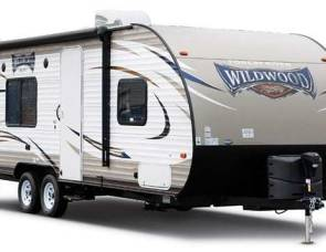 2017 Forest River Wildwood X-Lite 241QBXL
