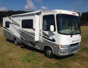 2006 Double Slider 33' Four Winds Hurricane