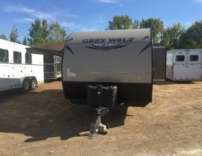 2016 Forest River Grey Wolf 23BD