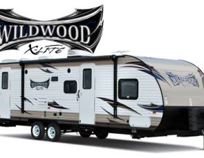 2017 WILDWOOD Forest River X-Lite