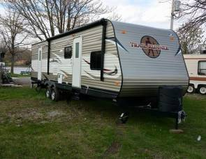 2015 Heartland Trail Runner 31QBBH Bunkhouse