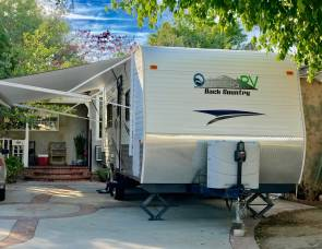 2013 Back Country Outdoor Travel Trailer