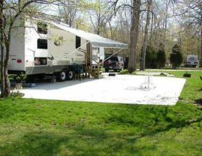 2005 Cherokee Travel Trailer
