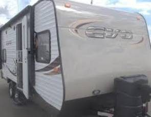 2015 Forest River EVO T2550