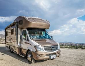 2016 Mercedes Winnebago View V - Sleeps 6 (Ontario)