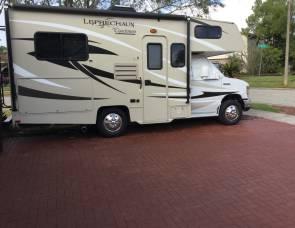 2015 Coachman 190CB leprechaun