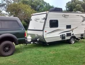 2016 Coachmen Clipper 16RBD Hybrid