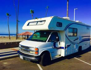 2001 MINI RV Tioga 22'