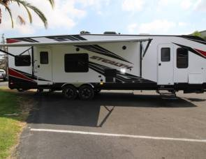 2016 Forest River Stealth WAFQ2916