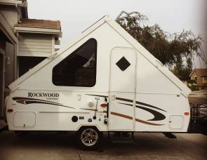 2012 Forest River Rockwood Travel Trailer