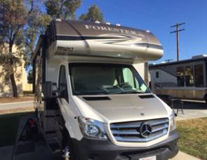 2016 Forest River Forester Sprinter Mercedes
