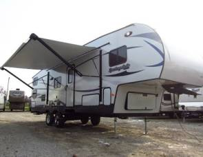 2015 Keystone Springdale 5th wheel bunkhouse
