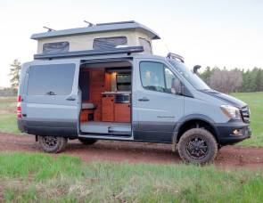 2016 Mercedes Sprinter Sportsmobile